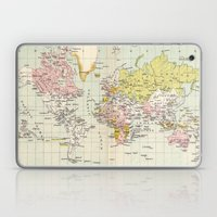 Colonial Possessions Of … Laptop & iPad Skin