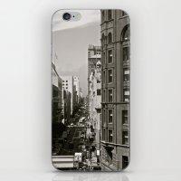 Urban Synthesis iPhone & iPod Skin