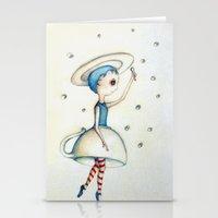 Sugarcube ballet Stationery Cards