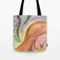 Translucent Life Tote Bag