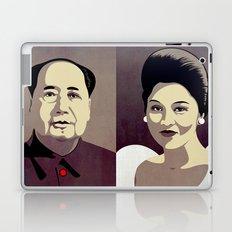Dictators in Love: When Mao Met Imelda Laptop & iPad Skin