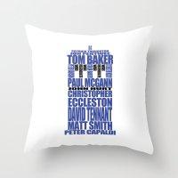 War, Regenerate, War. Throw Pillow