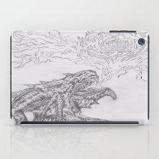 dragon fire artist iPad Case
