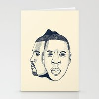 The Throne Stationery Cards