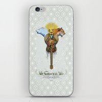 WE GOVERN WE // Lionsand… iPhone & iPod Skin