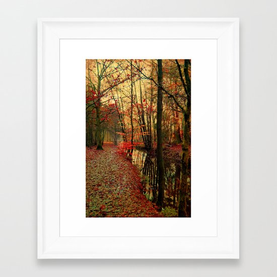 enchants Framed Art Print