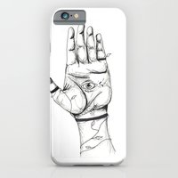 iPhone & iPod Case featuring I see by DClemDesigns