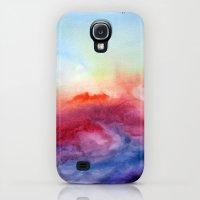 Galaxy S4 Cases featuring Arpeggi by Jacqueline Maldonado