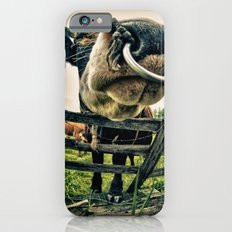 Holy cow its a bull iPhone 6 Slim Case