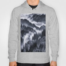 Misty Forest Mountains Hoody