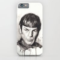 Spock Star Trek iPhone 6 Slim Case