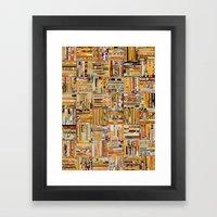 Mit Hopfen (With Hops) Framed Art Print