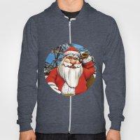 Santa Gifts Hoody