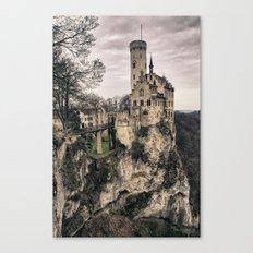 Fairytale Home Canvas Print
