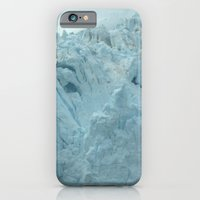 iPhone & iPod Case featuring Glacier Beauty Up Close by grandmat