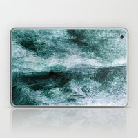 Rough sea Laptop & iPad Skin