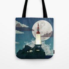 Tracy Island Tote Bag