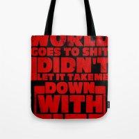 Dale's Morality Tote Bag