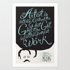 ArtWork Art Print