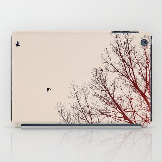 Umber Days iPad Case