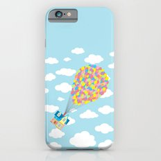 Up! On Clouds iPhone 6 Slim Case