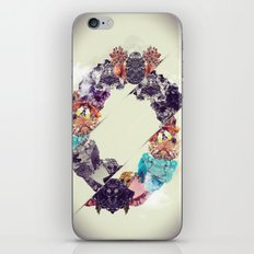 Chrysocolla iPhone & iPod Skin