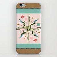 Flora Botanica No.1 iPhone & iPod Skin