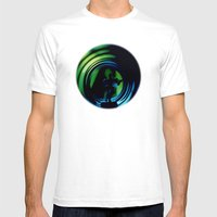 Pipe Dream Mens Fitted Tee White SMALL