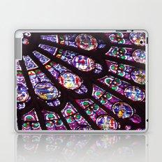 Rose Window (Notre Dame)  Laptop & iPad Skin