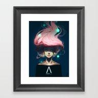 AMP_I Framed Art Print