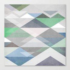 Nordic Combination II Canvas Print