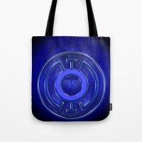 Blue Lantern Corp (Hope) Tote Bag