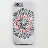Vacancy Zine Mandala I A iPhone 6 Slim Case