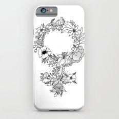 Feminist Flower  2.0 Slim Case iPhone 6s