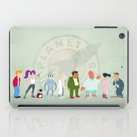 Planet Express iPad Case