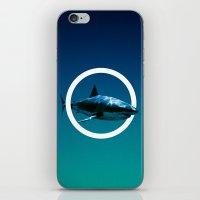 Shark. iPhone & iPod Skin