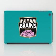 Human Brains iPad Case