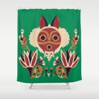 Mono Deco Shower Curtain