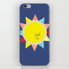 In the sun iPhone & iPod Skin