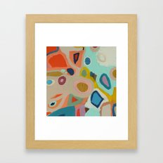 Aerial Framed Art Print