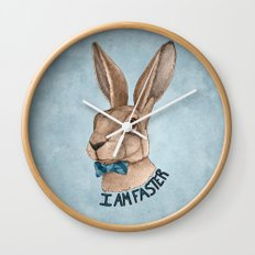 Mr Hare Is Faster Wall Clock