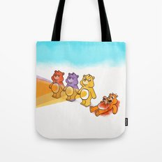 Care Bear Ahhhhh Tote Bag