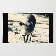 Some Pig Rug