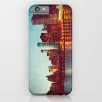 iPhone & iPod Case featuring When the Lights Go Out by Phil Provencio
