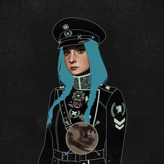 Reaper V.  Canvas Print