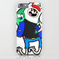 Finn As Ash Digital iPhone 6 Slim Case