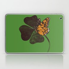 By Chance - Green Laptop & iPad Skin