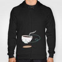 Seb, The Cup Of Coffee Hoody