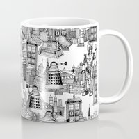 Doctor Who Toile De Jouy… Mug