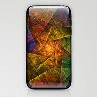 Star Network iPhone & iPod Skin